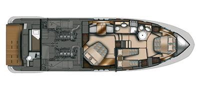 Azimut-yachts Azimut 53fly Layout 1