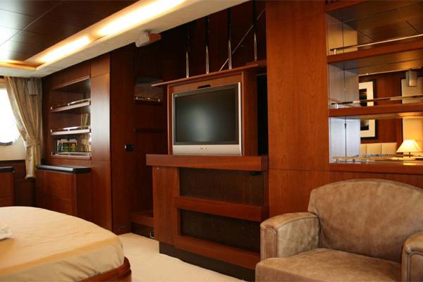 Fly 116 Azimut Yachts Interior 11