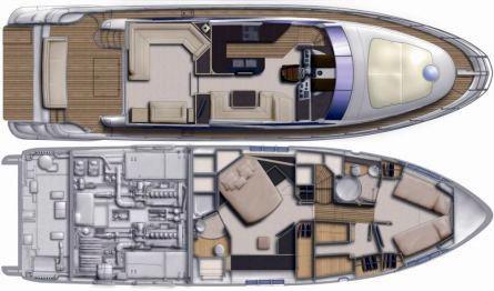 Azimut-yachts Azimut 58fly Layout 1
