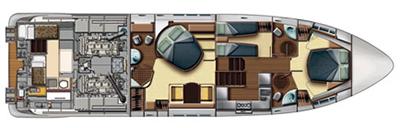 Azimut-yachts Azimut 62s Layout 1