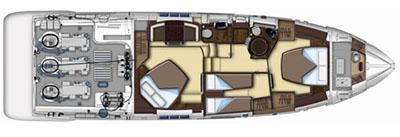 Azimut-yachts Azimut 55 Layout 1