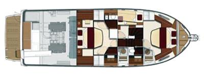 Beneteau Beneteauswifttrawler 50 Layout 1