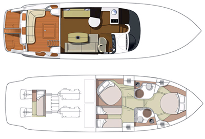Cranchi Cranchiatlantique 50 Layout 1