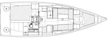Elan-yachts Elan 350 Layout 1