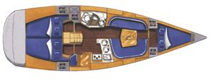 Elan-yachts Elan 37 Layout 1