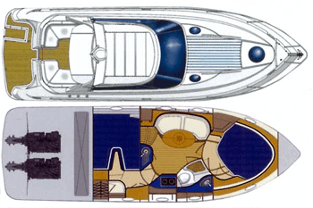 Elan-yachts Elanpower E35 Layout 1