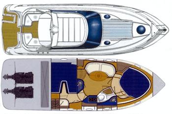 Elan-yachts Elanpower E35 Layout 1