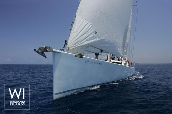 Palamós - This Is Us (ex Skylge)Holland Jachtbouw Schooner 42M