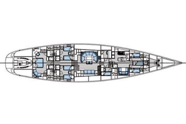 Nautors-swan Yacht 112 Layout 1