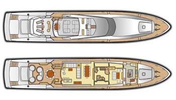 Palmer-johnson Yacht 150 Layout 1