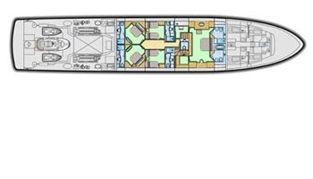 Palmer-johnson Yacht 150 Layout 2