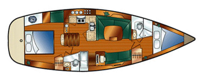Hunter-yachts Hunter 44ds Layout 1