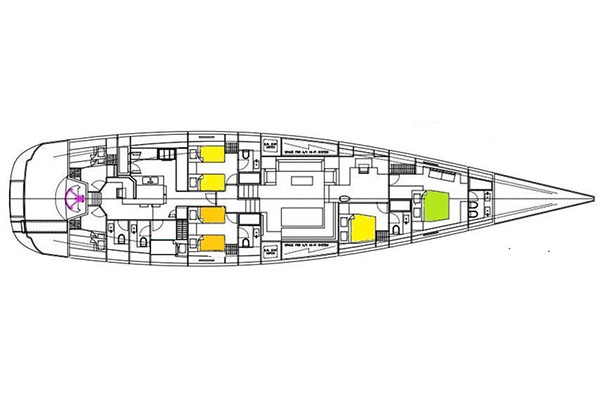 Baltic Yacht 107 Layout 1