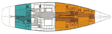 Alu-marine Ketch 21m Layout 1