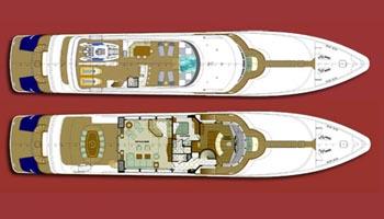 Trinity Yacht 48m Layout 1