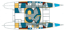 Fountaine-pajot Marquises 56 Layout 1