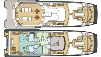 Oceanfast Yacht 150 Layout 1