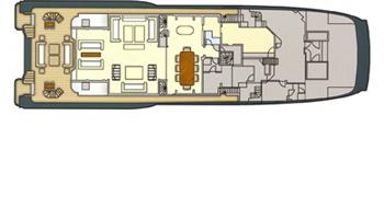 Oceanfast Yacht 150 Layout 2