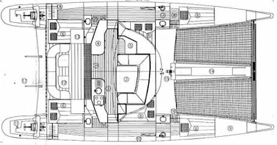Outremer-catamaran Outremer 55 Layout 1