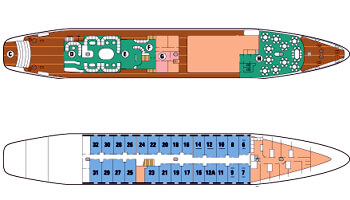 Sfcn Yacht 88m Layout 2