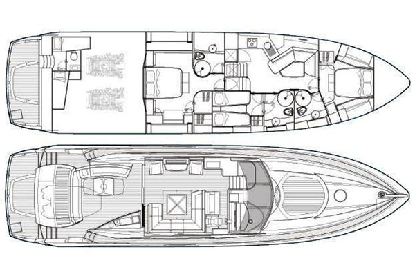 Sunseeker Predator 72 Layout 1