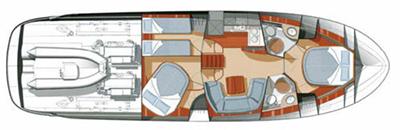 Jeanneau Prestige 50s Layout 1