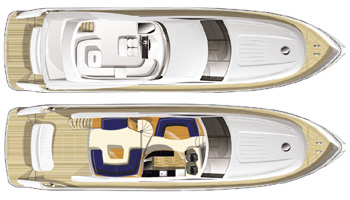 Princess-yachts Princessp 67 Layout 1
