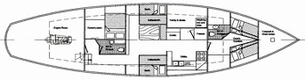 Custom Schooner 83 Layout 1