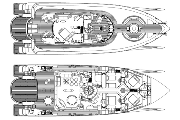 New-zealand-yachts Spirit 35 Layout 1