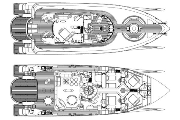 New-zealand-yachts Spirit 35 Layout 1