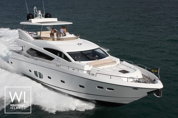 News Sunseeker Yacht 80'