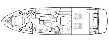 Sunseeker Manhattan 60 Layout 1