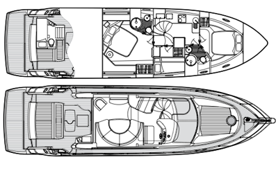 Sunseeker Predator 52 Layout 1