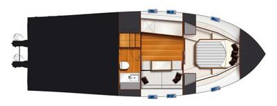Azimut-yachts Verve 36 Layout 1