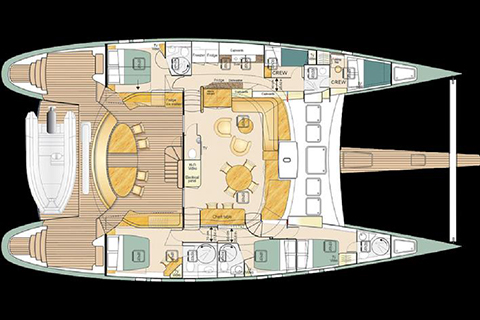 Yacht-industries Yapluka 73 Layout 1