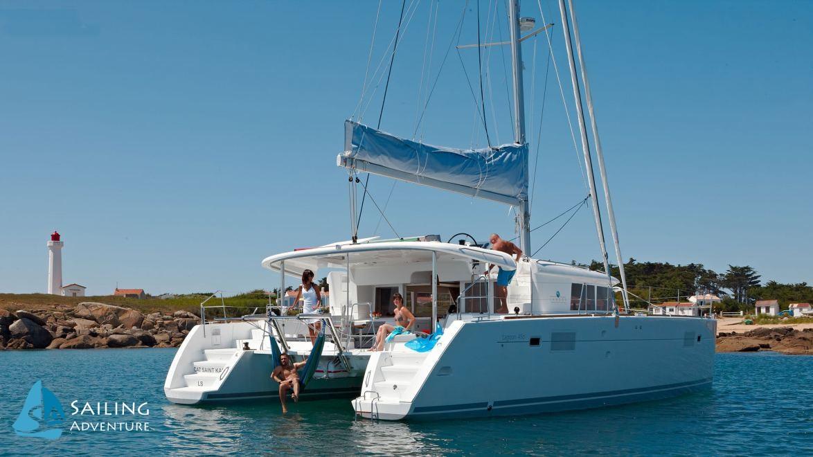 Location de bateaux Lagoon450
