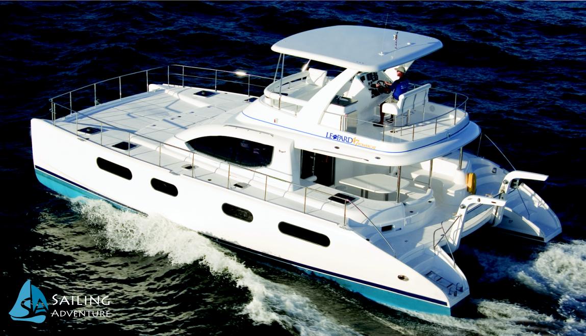 Location de bateaux Leopard Power 474
