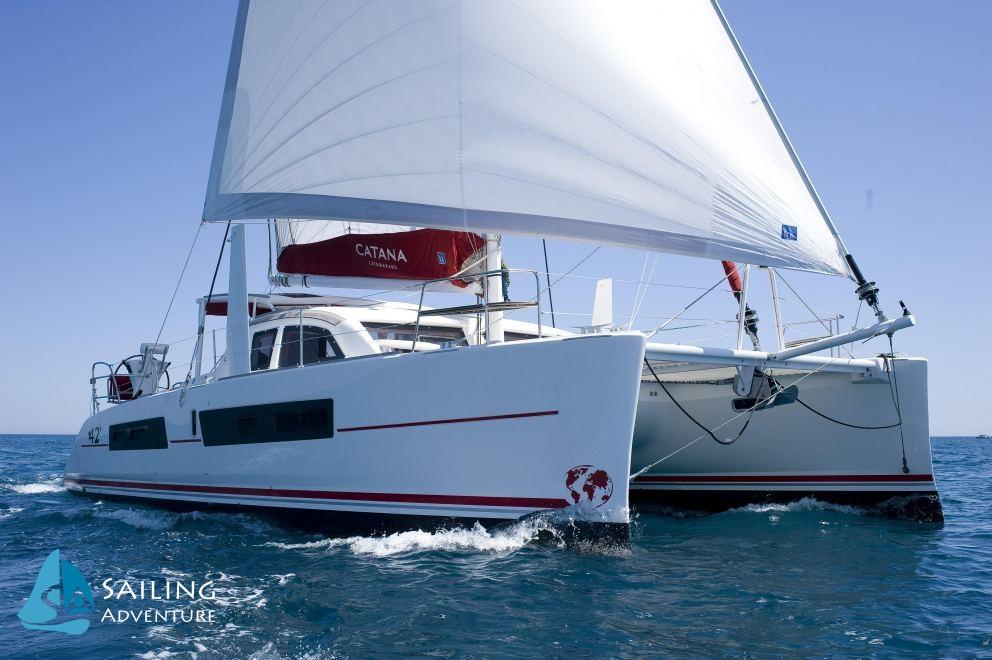 Location de bateaux Catana47 OC