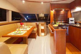 Princess P 62 Princess Yachts Interior 1