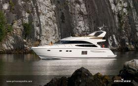 Princess P 62 Princess Yachts Exterior 2