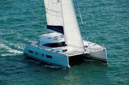 Nautitech 542 Nautitech Catamaran Exterior 3