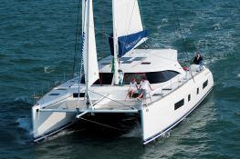Nautitech 542 Nautitech Catamaran Exterior 5