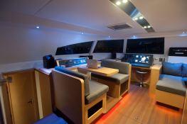 Nautitech 542 Nautitech Catamaran Interior 1