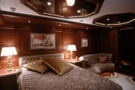 Ketch 30M Interior 4