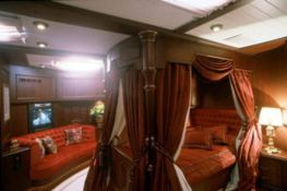 Ketch 30M Interior 5
