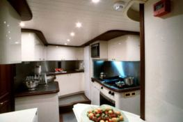 Ketch 30M Interior 3