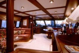 Ketch 30M Interior 6
