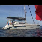 Knysna 440 Knysna Catamaran Exterior 2