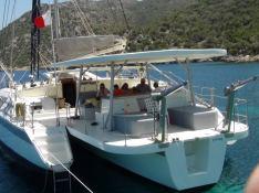 Catamaran 24M Exterior 3