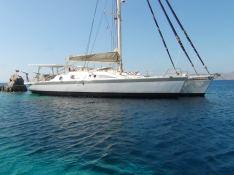 Catamaran 24M Exterior 2